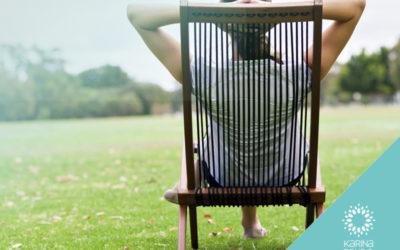 Aprende a relajarte con 3 consejos